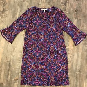 Jude Connally Paisley Dress